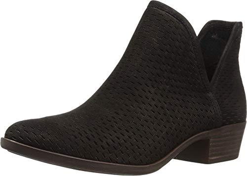 Lucky Brand Women's Baley Fashion Boot, Black, 9.5 Medium US