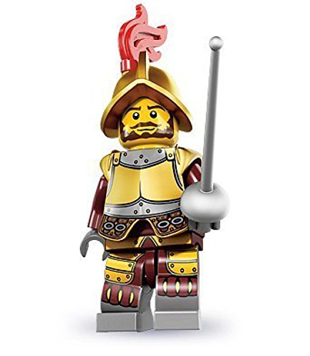 Lego Series 8 Minifigures -Conquistador