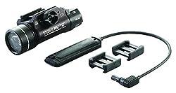 professional Streamlight High Lumen Tactical Rail Mount Flashlight Black, Lights with Long Gun Kit Only