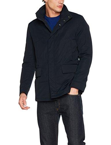 Strellson Premium Herren 11 Wright 10003785 Jacke, Blau (Navy 412), Medium (Herstellergröße: 50)