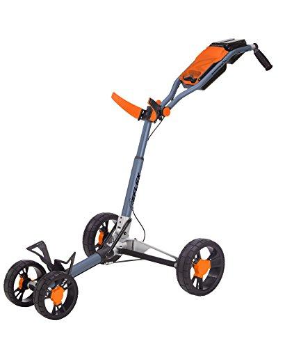 Sun Mountain Reflex Carro de Golf, Unisex-Adult, Azul/Naranja, Talla Única