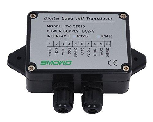 CGOLDENWALL RW- ST01D Digitaler Wägezellen-Sensor Verstärker Sender RS232 / RS485