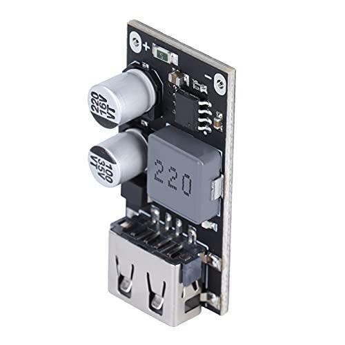 DCバックコンバータモジュール、USB携帯電話充電ボード用の複数の高速充填プロトコル用の一方向DCバックコンバータ高速充電器用