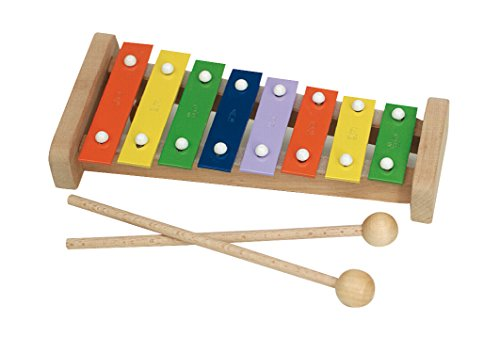 Ostheimer - 5510074 - Glockenspiel,  8 Stäbe pentatonisch
