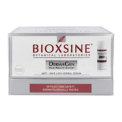 BIOXSINE DermaGen Pflanzliches Serum gegen Haarausfall, 15X1