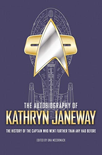 The Autobiography of Kathryn Janeway: A Star Trek novel (Star Trek Autobiographies) (English Edition)