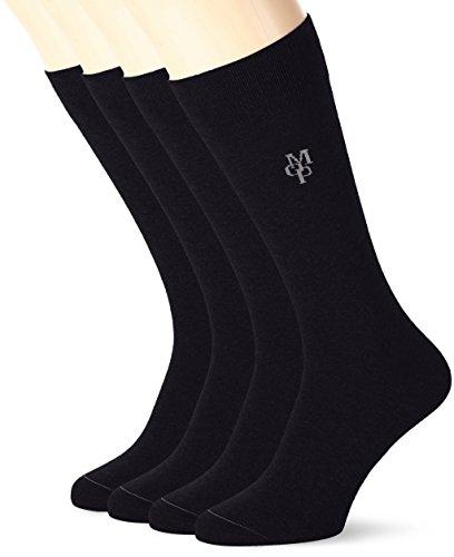 Marc O'Polo Body und Beach Herren Socken SOCKS MEN (4, 4er Pack, Gr. 47/50 (Herstellergröße: 464), Blau (navy 815)