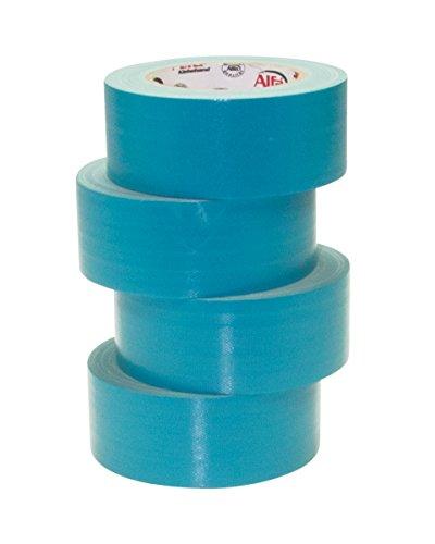 4x UV-beständiges Klebeband Gewebeband blau 35/50mm x 25m Panzer-Tape (4x 35mm x 25m)