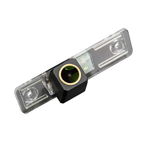 HD Telecamera per retromarcia (1280x720p) Telecamere posteriori impermeabile Visone Notturna Retrocamera per Omega B wagon Opel Zafira Corsa Opel Combo C Vectra B (Versione con due fori per viti)