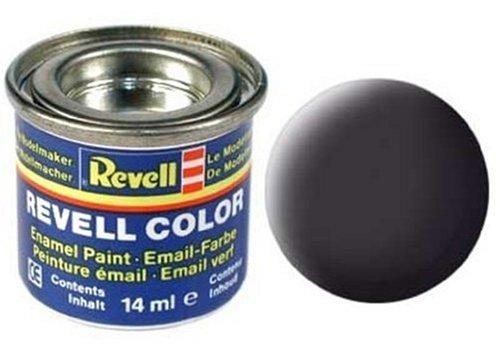 Revell Peinture 14 ml Goudron Noir Mat
