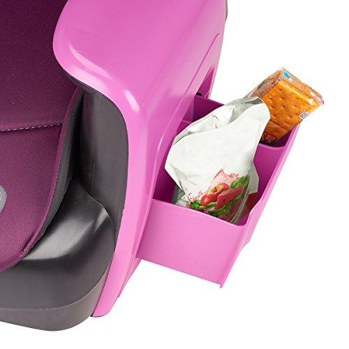 Evenflo Spectrum 2-in-1 Booster Car Seat, Poppy Pink