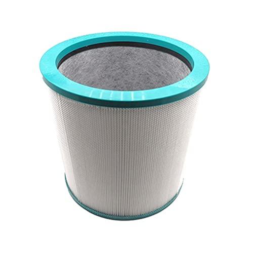 FPZHONG. Anno Domini- Filtro Depuratore d'Aria di Ricambio per Dyson TP00 TP02 TP03 AM11 BP01. Link Fresco Purificatore della Torre (Color : White Green)