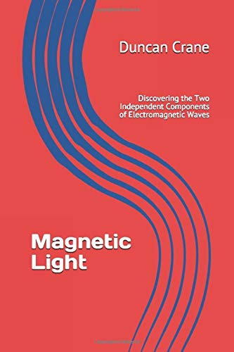 Magnetic Light: Discovering the Two Independent Components of Electromagnetic Waves