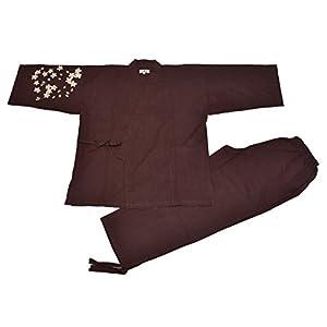 Edoten Original discharge style Soft Cotton100% Samue