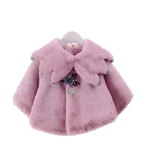 Fashion Baby Girl Coat Lovely Animal Fleece Jacket Baby Girl Coats and Jackets Cotton Girls Outerwear Coats Kids Girls Jacket As Photo Shows 3M