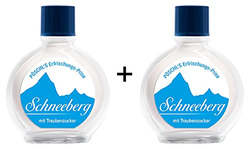 SCHNEEBERG Classic weiss Snuff, 10g / 2er (Schnupfpulver)