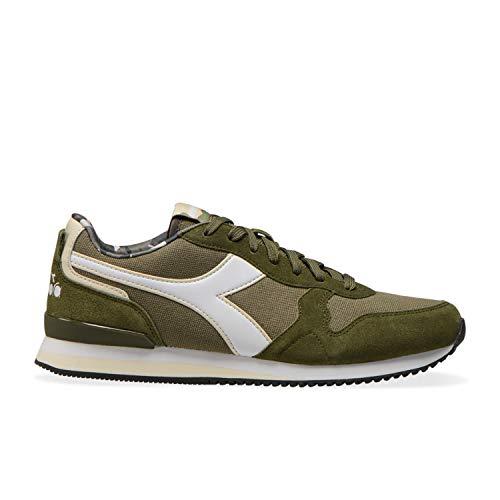 Diadora - Sneakers Olympia Camo para Hombre (EU 44.5)