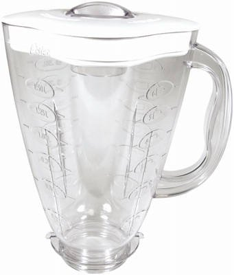 Oster Blender Jar Fits All Older Oster Blenders Plastic 6 Cup Capacity