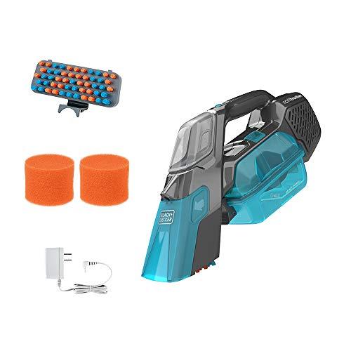 BLACK+DECKER spillbuster Portable Carpet Cleaner, Handheld (BHSB315JF)