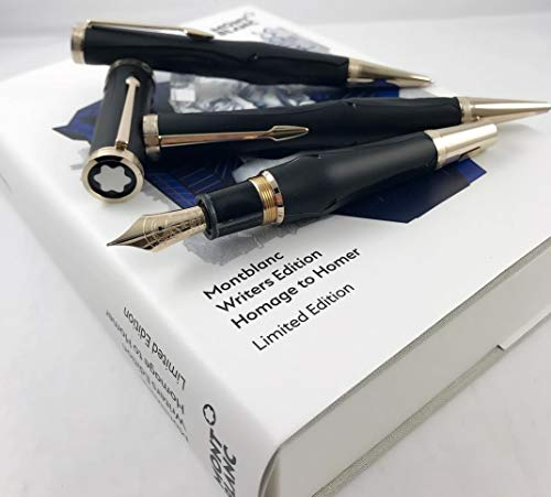Montblanc Writers Edition dal 2018 Homage to Homer Set da 3 pezzi ID 117879 SOLD OUT