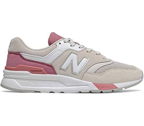 New Balance 997H, Zapatillas para Mujer, Rayo de Luna, 38.5 EU