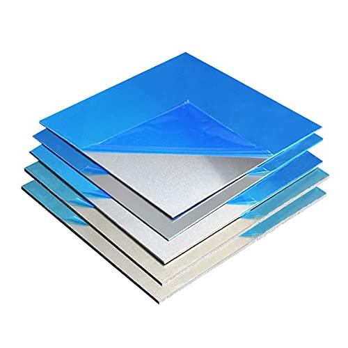 SHHMA Chapa De Aluminio Placa De Aluminio Placa De...