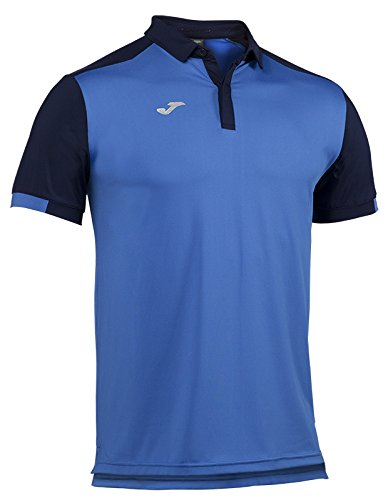 Joma Polo Comfort Polo pour Homme, Homme, t-Shirt Polo, 100527.703.4XS, Royal - 703, 3XS
