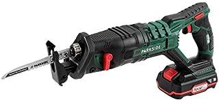 Parkside® Sierra de sable de batería pssa 20 de Li A1 incl