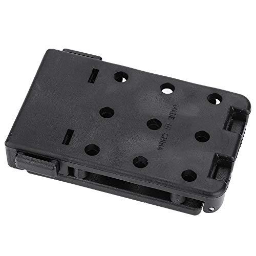 COMPUESITE SCABBARD Abrazadera, Scabbard Herramientas de plástico Hecho de diseño inteligente Nylon (Negro)