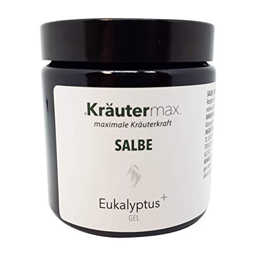 Kräutermax Eukalyptus Creme 1 x 100 ml Erkältungssalbe