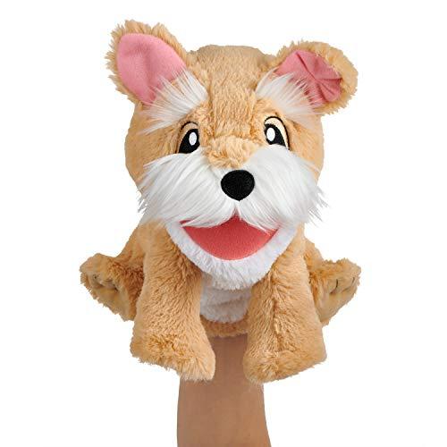 Wow Wee Marioneta Peluche Alive Interactivo de Mano con Sonidos diseño Cachorro (WowWee 9921)