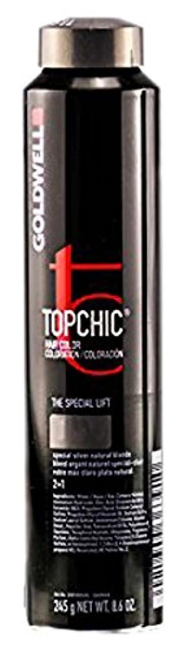 死伸ばすによるとGoldwell Topchic髪の色、 6natrv