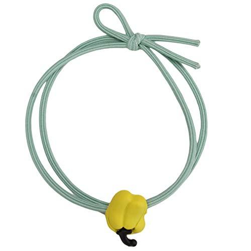 Pinhan - Corbata elástica para el pelo, diseño de calabaza ...