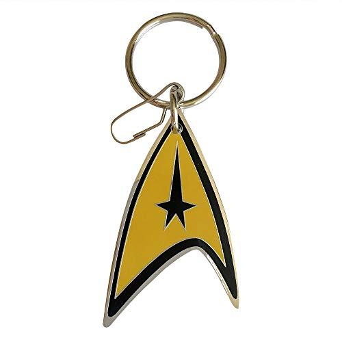 Star Trek Schlüsselanhänger Emaille