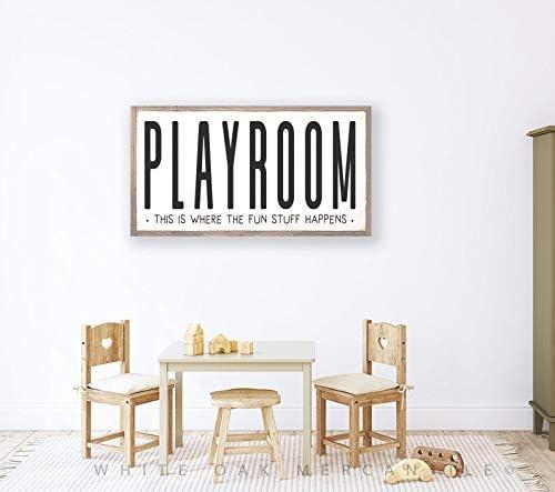 Tamengi Fashionable Playroom Nashville-Davidson Mall Sign Personalized Deco
