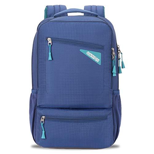 American Tourister Caspar Nxt 22 Ltrs Blue Laptop Backpack (GM0 (0) 01 001)