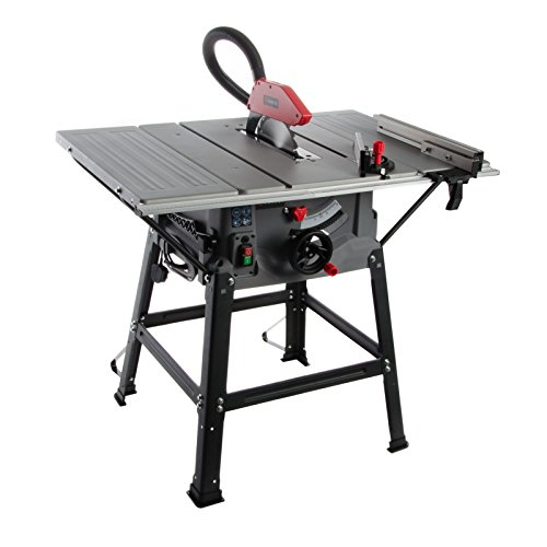 ParkerBrand 10' High Power 5000RPM Table Saw