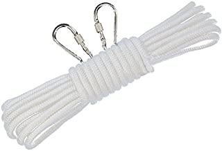 DKYY Twisted Nylon Yarn Outside Clothesline Clothes Line 10m/38.8ft Length