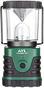 StarLight LED Camping Lantern - Water Resistant - Shock Proof - Long Lasting Up To 6 DAYS Straight - 1000 Lumens Ultra Bright LED Lantern - Perfect Lantern for Hiking Emergencies Hurricanes Outages