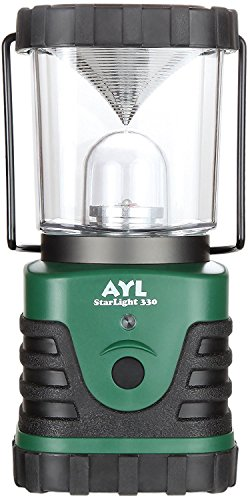StarLight LED Camping Lantern - Water Resistant - Shock Proof - Long Lasting Up To 6 DAYS Straight - 1000 Lumens Ultra Bright LED Lantern - Perfect Lantern for Hiking, Emergencies, Hurricanes, Outages