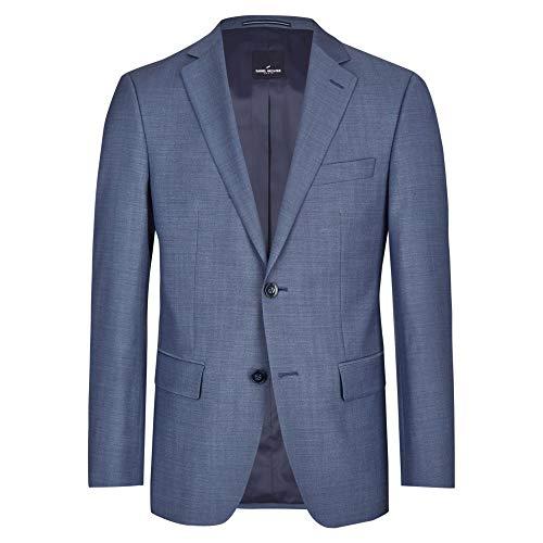 Daniel Hechter Herren Sakko Modern Fit Light Blue, Größe:29, Farbe:hellblau