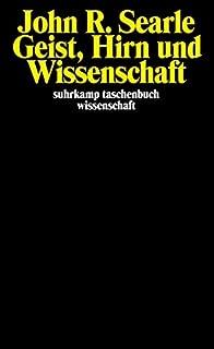 Geist, Hirn und Wissenschaft: Die Reith Lectures 1984