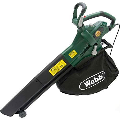Webb WEEBV2800 Garden Vacuum and Leaf Blower