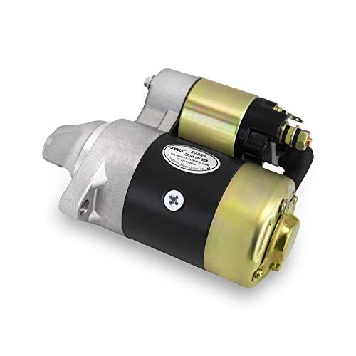 Everest Parts Supplies Diesel Electric Starter Motor Compatible with Kama ETQ Kipor Generator XN-ZT76-414 XN-ZT76-414A