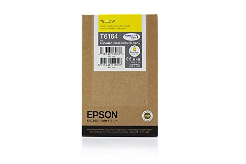 Original Epson C13T616400 / T6164 Tinte Yellow für Epson B 300