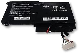 BTExpert Laptop Battery for Toshiba Satellite P50Tbt02M P55 P55-A5200 P55-A5312 P55A5312 P55T-A5118 P55T-A5202 2600mah 2 Cell