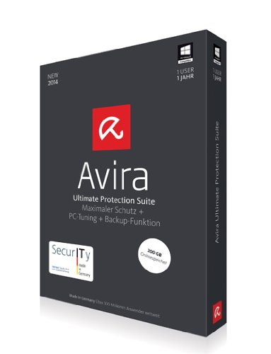 Avira Ultimate Protection Suite 2014 - 1 User / 1 Jahr