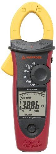 Amprobe ACD-50NAV 600A AC Power Quality Clamp Meter