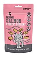 Rosewood Daily Eats Crunchy Salmon Cushions For Cats, 60 gram, Pack of 12