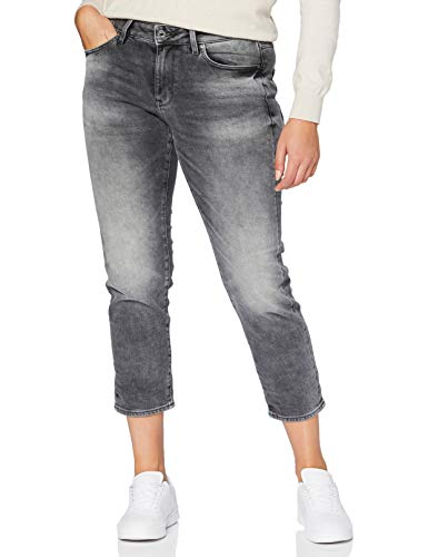 G-STAR RAW Womens Kate Boyfriend Jeans, Vintage Basalt C293-B168, 34W / 34L